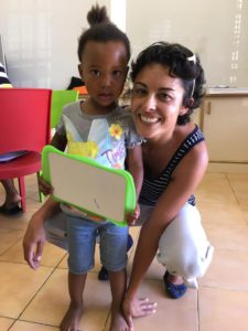 Volunteer at Heldervalley Community Learning Centre